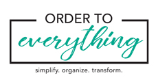 Order to Everything