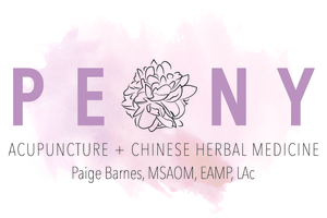 Peony: Acupuncture & Chinese Herbal Medicine