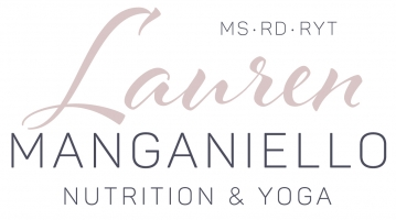 Lauren Manganiello Nutrition & Fitness