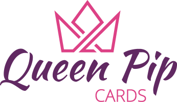 Queen Pip Cards