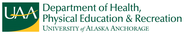 UAA Department of Health, Physical Education & Recreation