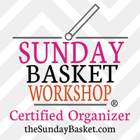 The Sunday Basket Workshops 1.0 and 2.0 plus Binder and Friday Box Workshops in the St. Louis Area with Kim Andrews