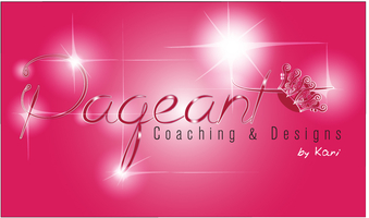Pageant Coaching and Designs