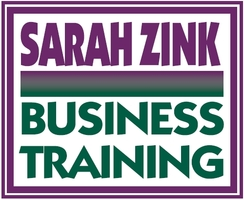 Sarah Zink Business Training