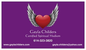 Gayla Childers - Psychic Medium