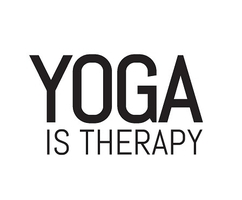 Yoga is Therapy