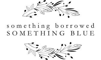 Something Borrowed, Something Blue vintage rentals