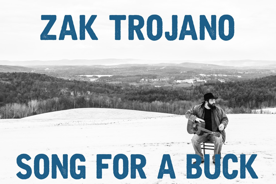 Zak Trojano Music Lessons