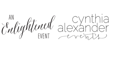 An Enlightened Event/Cynthia Alexander Events