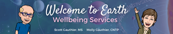 Welcome to Earth - Wellbeing Services
