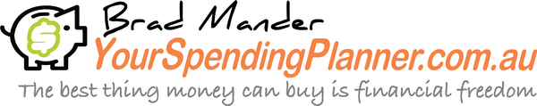 Brad Mander - Your Spending Planner