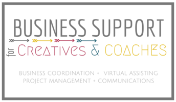 Business Support for Creatives & Coaches