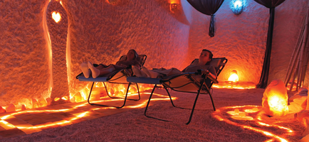 The Salt Spa of Asheville & Himalayan Salt Cave                  473 Hendersonville Rd Suite B, Asheville, NC 28803                                          (828) 505 1838