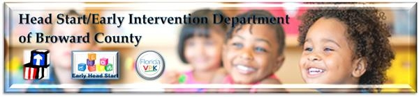 Head Start/Early Intervention Department