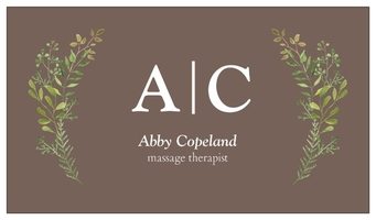 Abby Copeland - Massage Therapy