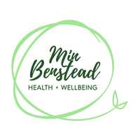 Min Benstead, Health + Wellbeing