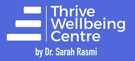 Thrive Wellbeing Centre by Dr. Sarah Rasmi