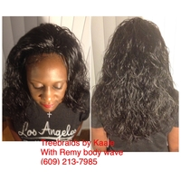 Hair Extensions by Kaales Hair Braiding
