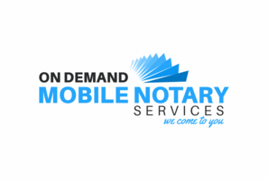 On Demand Mobile Notary Services