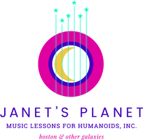Janet's Planet: Music Lessons for Humanoids, Inc.