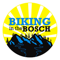 Biking in the Bosch