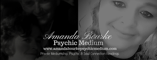 Amanda Bourke  Psychic Medium