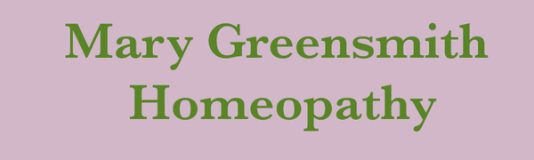 Mary Greensmith Homeopathy