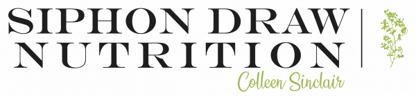 Colleen Sinclair Certified Holistic Nutritionist - Siphon Draw Nutrition