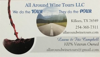 All Around Wine Tours, LLC