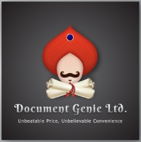 Document Genie Ltd. 9257 34A Avenue, Edmonton, Alberta