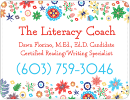 The Literacy Coach Reading and Writing Center
