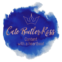 Cate Butler Ross Copy and Content