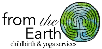 From the Earth childbirth & yoga services