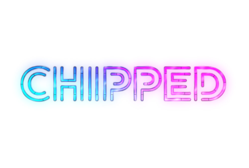 CHIPPED