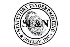 Statutory Fingerprinting and Notary