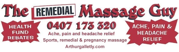 The Remedial Massage Guy
