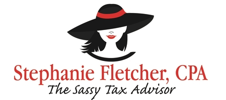 Stephanie Fletcher, CPA -The Sassy Tax Advisor