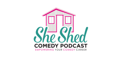 She Shed Comedy Podcast w/Linda Schwartz