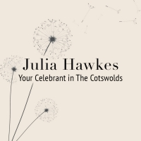 Julia Hawkes  - Your Celebrant in the Cotswolds