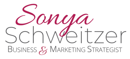 Sonya Schweitzer - Business & Marketing Strategist