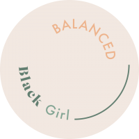Balanced Black Girl