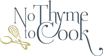 No Thyme to Cook