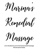 Marina's Remedial Massage