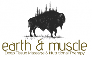 Earth and Muscle - Portland Deep Tissue Massage &  Nutritional Therapy