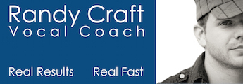 Randy Craft Vocal Coach