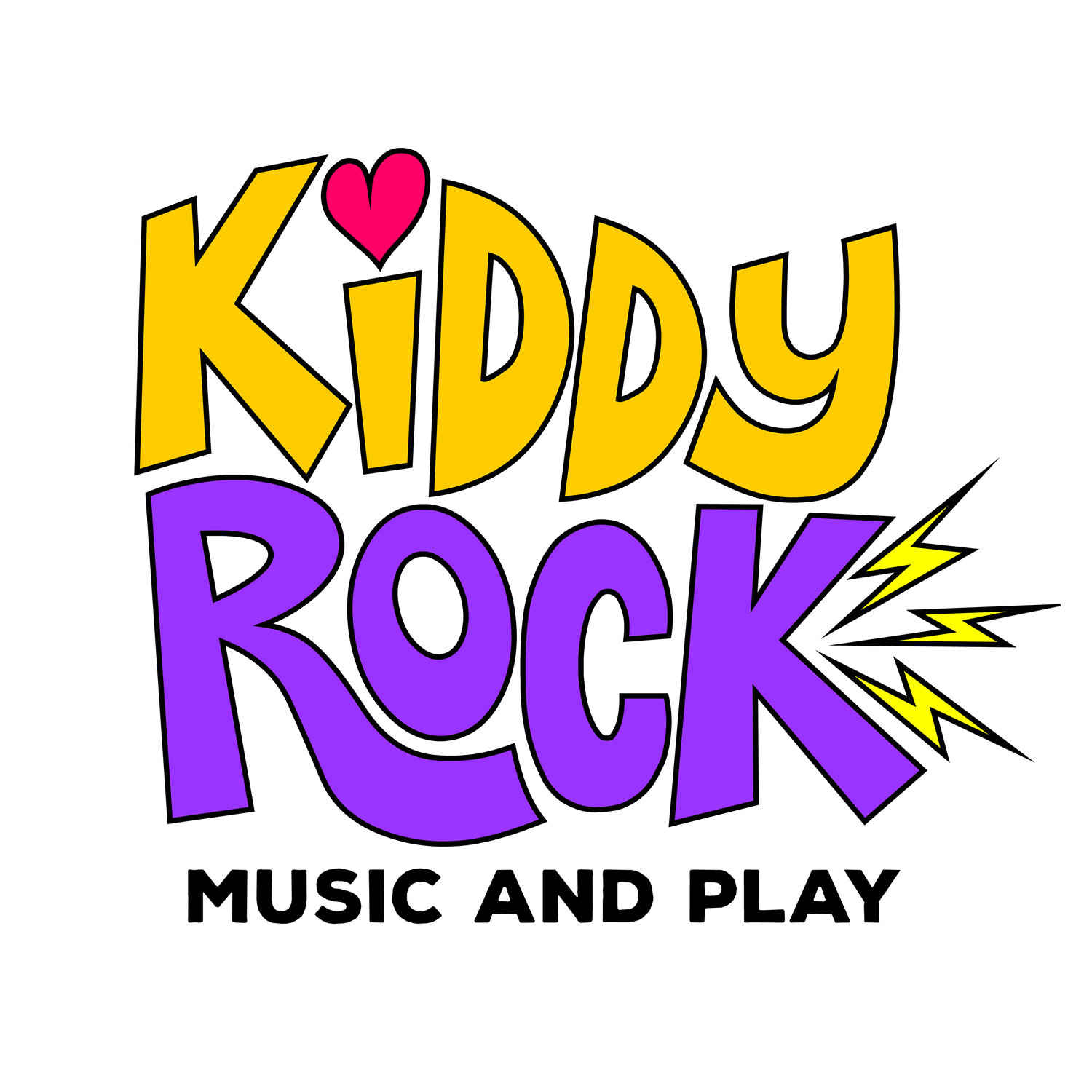 Kiddyrock Music and Play