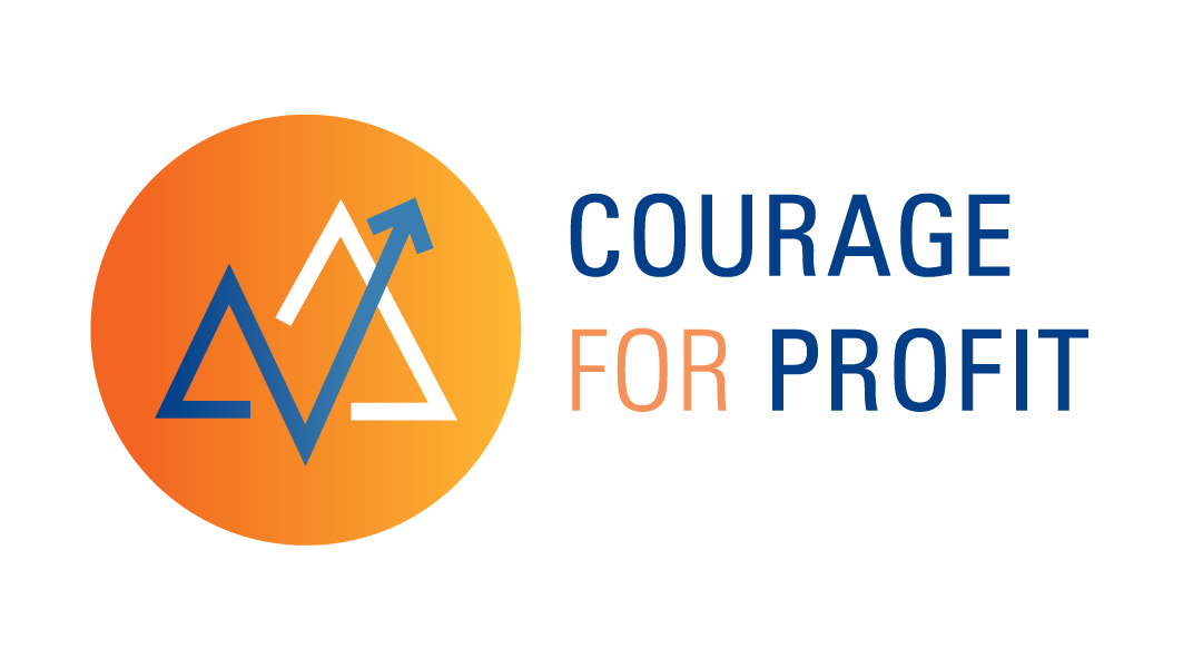 Courage for profit - Steve McLeod