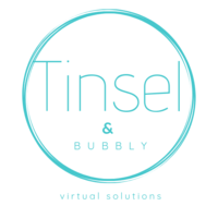 Tinsel and Bubbly Virtual Solutions