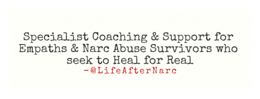 Life After Narc Coaching