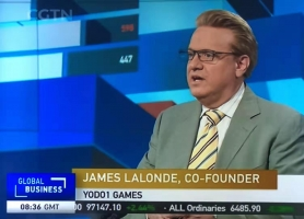 James LaLonde, serial entrepreneur in China, author, university professor, mentor, TV commentator and public speaker. Co-founder of Yodo1 Games, yoli and the Belt and Road Advisory